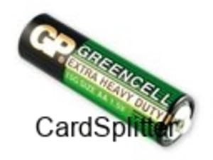 Bateria GP Greencell Size AA