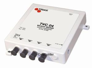 Quad optyczny TRIAX TVC 04