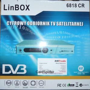 Pilot LINBOX 6818 Oryginalny