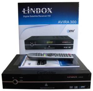 Pilot LINBOX Avira 300 HD Oryginalny