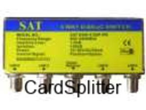 DiseqC SAT DSW-4120P-PR