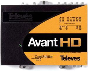 Wzmacniacz Sygnałów Analogowych i Cyfrowych AVANT HD Televes