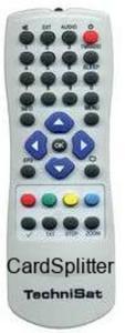 Pilot Technisat Digit S2 CD Telewizja na kart� TNK Oryginalny (gruby)