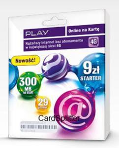 Starter Play Online 9 pln