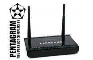 Router PENTAGRAM Cerberus P6362