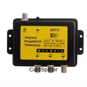 ART-3 Aktywny rozgałęziacz sygnału TV