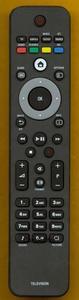 Pilot do TV Philips 996510587023 IR1474 Television RC4707 - 2860911263