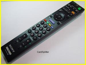 Pilot do TV Sony RM ED020 (oryginalny) - 2863867898
