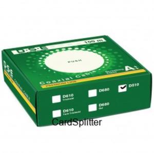 Kabel RG6 CCS DSE D510 1mb