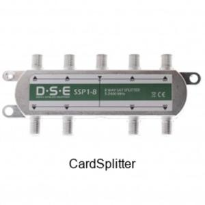 Rozgałęźnik SAT 8x1 DSE SSP1-8