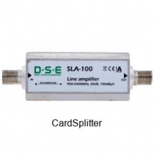 Wzmacniacz Sat DSE 20dB, liniowy
