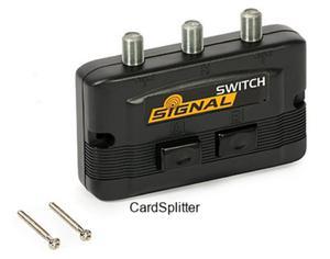Manualny prze��cznik kablowy SWITCH SIGNAL
