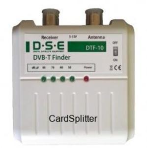 Diodowy miernik sygnału DVB-T DSE DTF-10