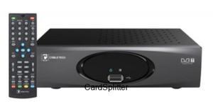 Dekoder cyfrowy DVB-T MPEG-4 HD Cabletech URZ0195
