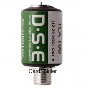 Wzmacniacz antenowy DSE TLA-100 10dB 12V