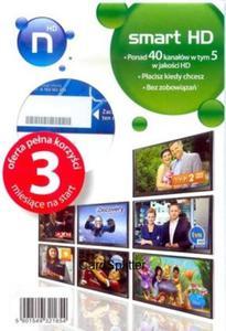 Karta Smart HD+ 3m za free