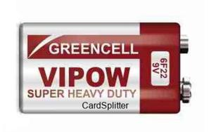 Bateria Greencell VIPOW V9