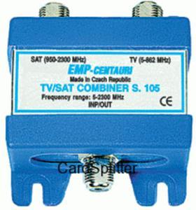 VIPER Sumator TV/SAT S.105