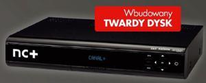 Prepaid NC+N MIX Telewizji HD nbox BSLA 5800SX CANAL+ 1 miesiąc FREE
