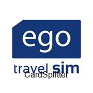 Karta prepaid EGOtravelsim = tanio na całym świecie