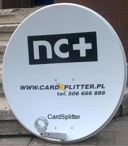 Antena Satelitarna 80 cm NC+N - 2828083215