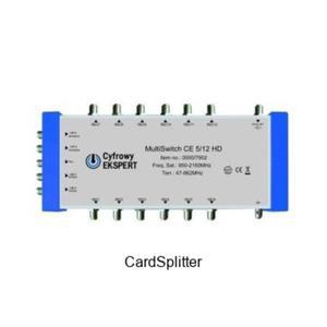 Multiswitch CE 5/12 HD Cyfrowy Ekspert