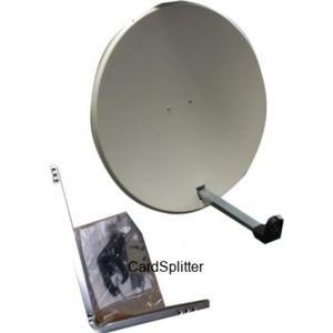 Antena satelitarna Triax Basic Dish - 60x70