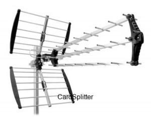 Antena kierunkowa Cabletech DVB-T ANT0558