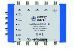 MutliSwitch CE 5/8 HD