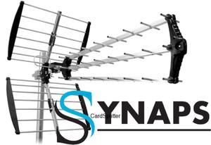 Antena Synaps UHF DVB-T AHD-353P