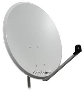 Antena satelitarna 90cm FAMAVAL LH Aluminium