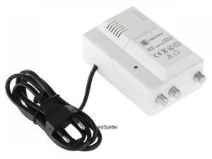 Wzmacniacz antenowy szerokopasmowy Cabletech model AI-100 (ANT0172)