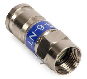 Złącze F PCT-TRS-6-NT PCT kompresyjne do kabli RG-6