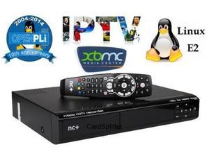 nBOX BZZB ENIGMA2 + karta CANAL+ EXTRA HD 12m GW IPTV - 2880102538