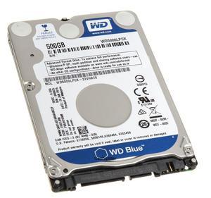 """Dysk HDD Western Digital Blue 2.5"""" 500GB (WD5000LPCX) - 2880102967"""