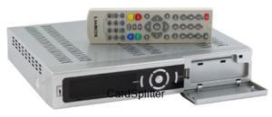LINBOX 7818CRCI USB PVR SILVER