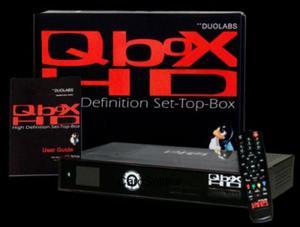 Dekoder QBOX HD Super kombajn HDTV TOTALNA WYPRZEDAŻ !!!
