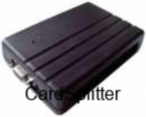 Cardsplitter BIG300 I na 6 dekoderów - 2828081921