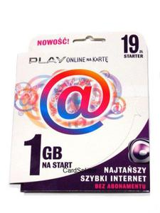 Play Online Starter 19pln Promocja !!!