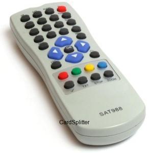 Pilot Technisat - Digit S2 CD Telewizja Na Kartę (gruby)