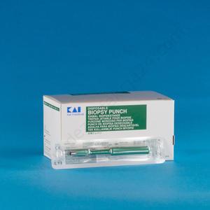 Biopsy Punch - igła biopsyjna 1 x użytku - 3 mm. - 3 mm. - 2828996108