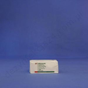 VLIWASOFT - 5 x 5 cm. Kompresy włókninowe (100 szt.) - 5 x 5 cm. - 2828995261
