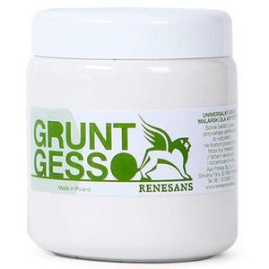 Grunt malarski Gesso Renesans 500 ml - 500ML - 2857406660