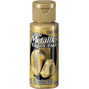 Farba Dazzling Metallics 59 ml - splendid gold - DSZ - 2857407490