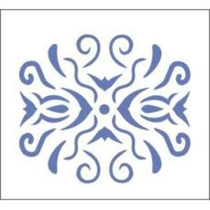 Szablon ornamentowy 12x15 cm - 13 - 2857410438