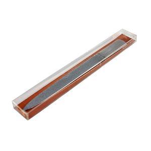 Pilnik PROFESJONALNY ze STALI CHIRURGICZNEJ, 13 cm, SOLINGEN-KIEHL - 2824998715