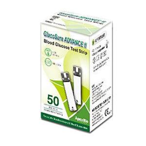 Paski Testowe do glukometru GlucoSure ADVANCE II 50szt. firmy ApexBio - 2881740951