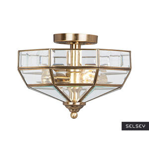 Lampa Old Park Antique Brass - 2845475278