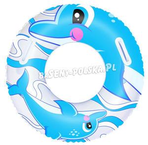 Kółko z uchwytami do pływania dla dzieci 76 cm Bestway 36109 - 2833446456