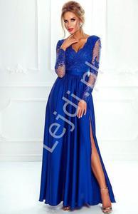 02226e39 Sklep: suknia na wesele z długim rękawem - lila suknia wieczorowa luna
